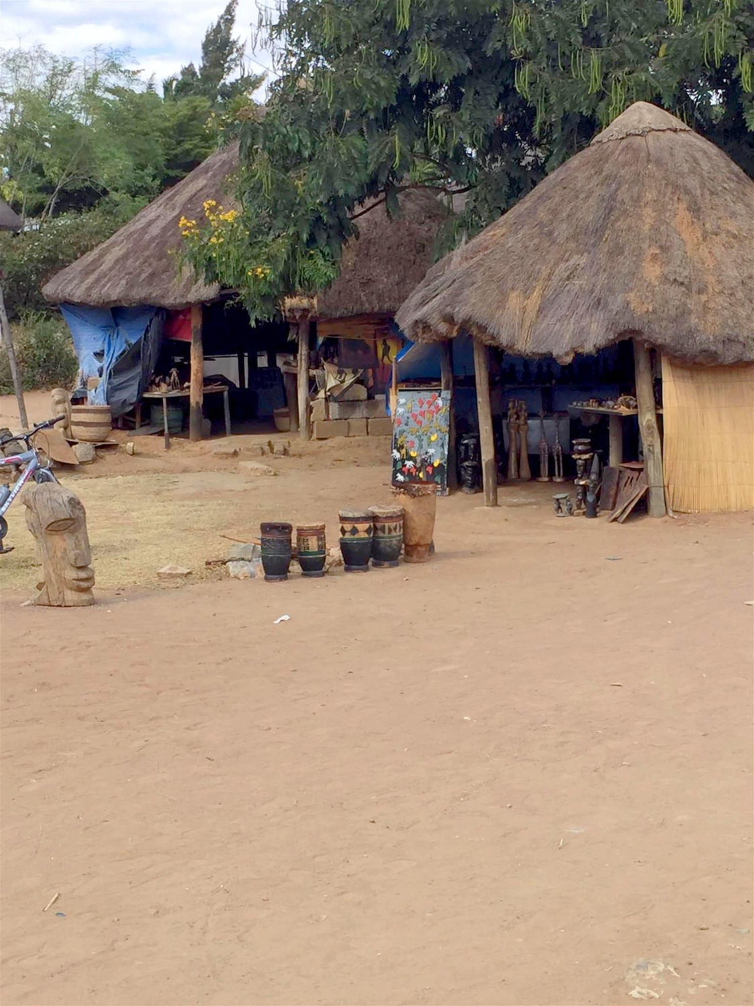 Marked i Zambia