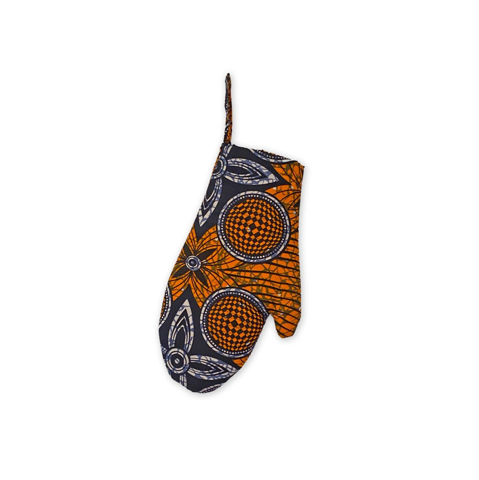 Oven mitt from Zambia