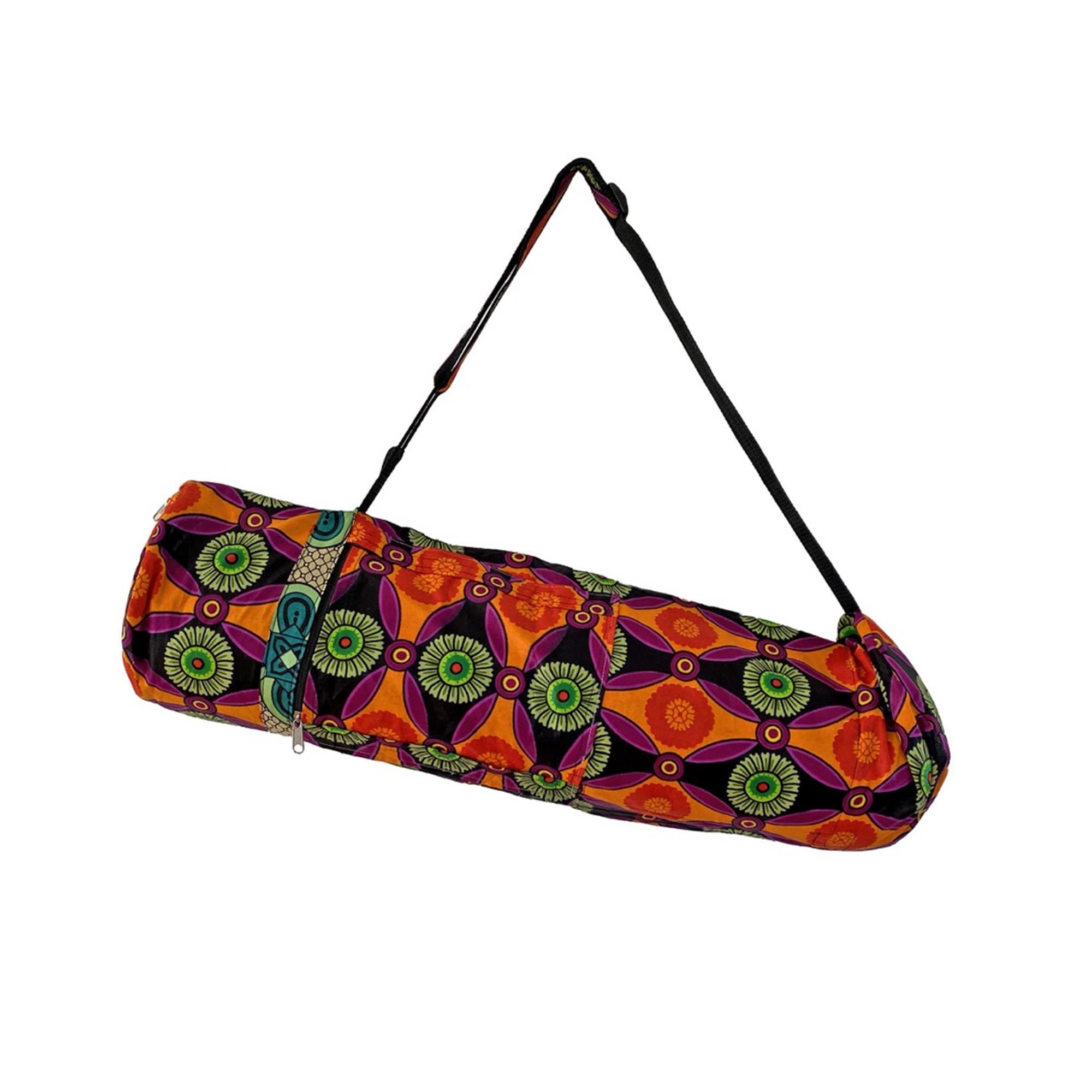 Yoga Mat Bag from Zambia