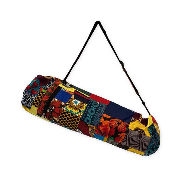Yoga Mat Bag from Zambia